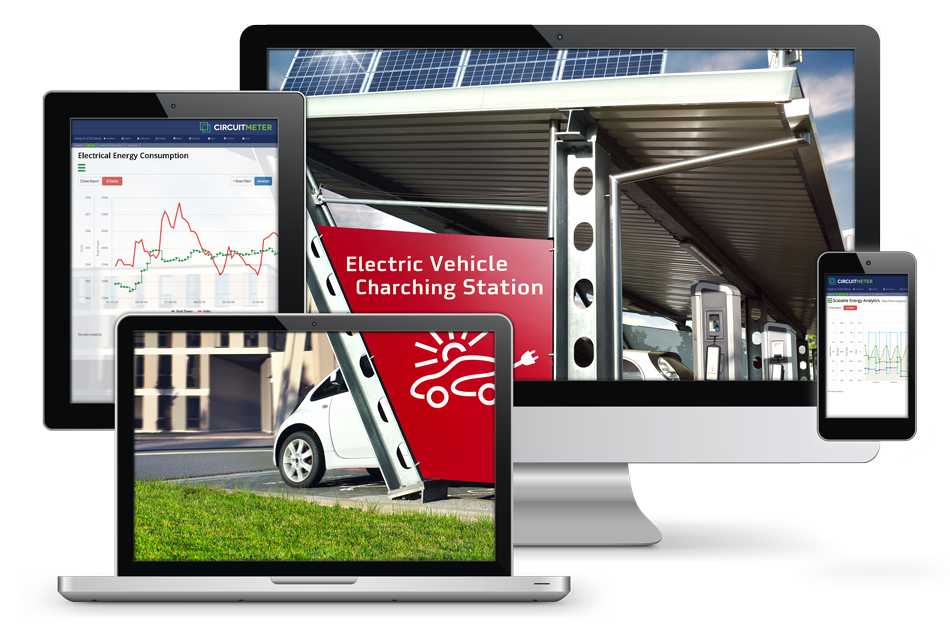 Measure precise electricity consumption in electric vehicle charging stations, manufacturing machinery, energy storage, cleantech generation and water/utility management.
