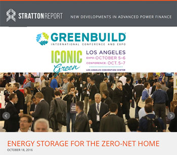 The Stratton Report, a leading online source for coverage and analysis of deals, developments, trends and innovations in the power industry.